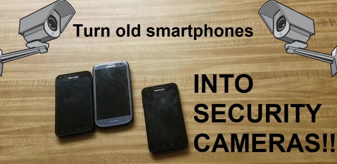 Life hack! Turn Old Android Phone Into Security Camera! The Best Aps Haven Turn Old Android Phone Into Security Camera