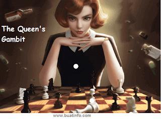 Buat Info - Sinopsis The Queen's Gambit