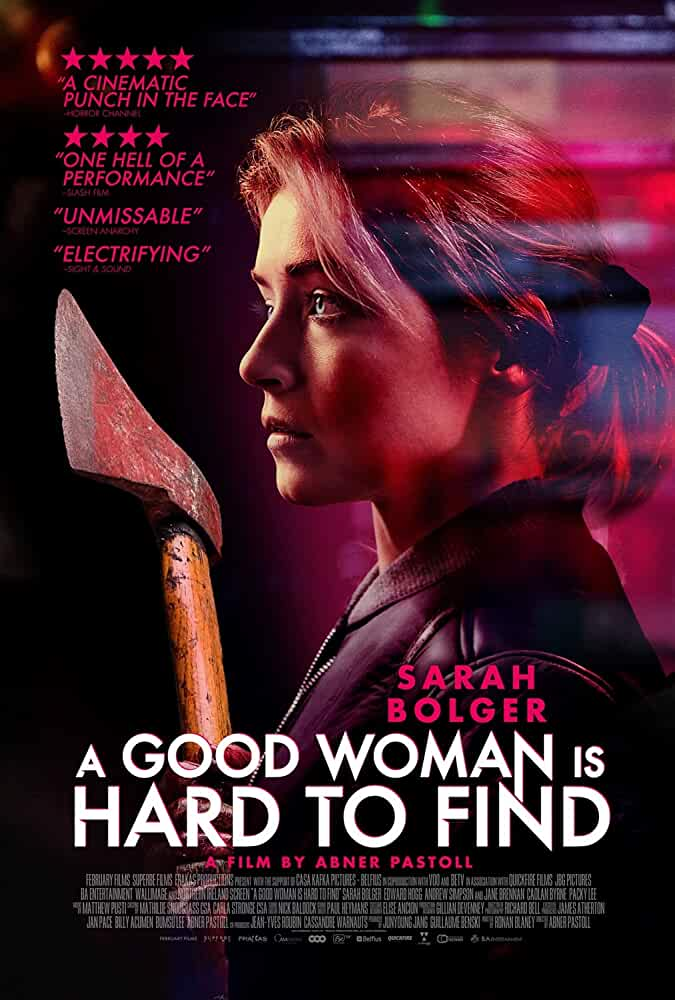 A Good Woman Is Hard To Find 2019 English 480p 250MB