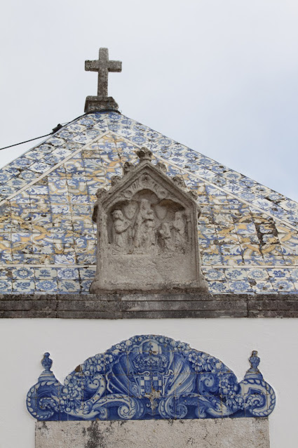 Nazaré-Azulejos
