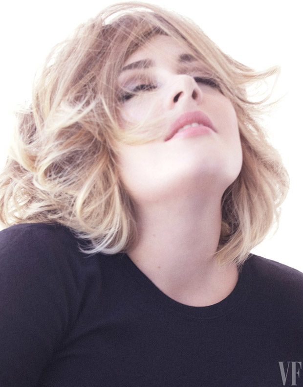 Adele goes chic for Vanity Fair December 2016
