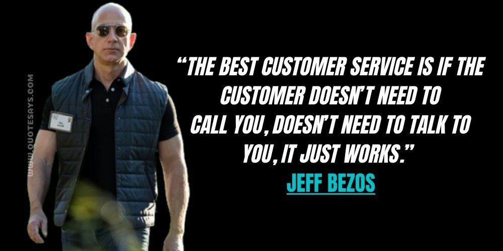Inspirational Quotes by Jeff Bezos