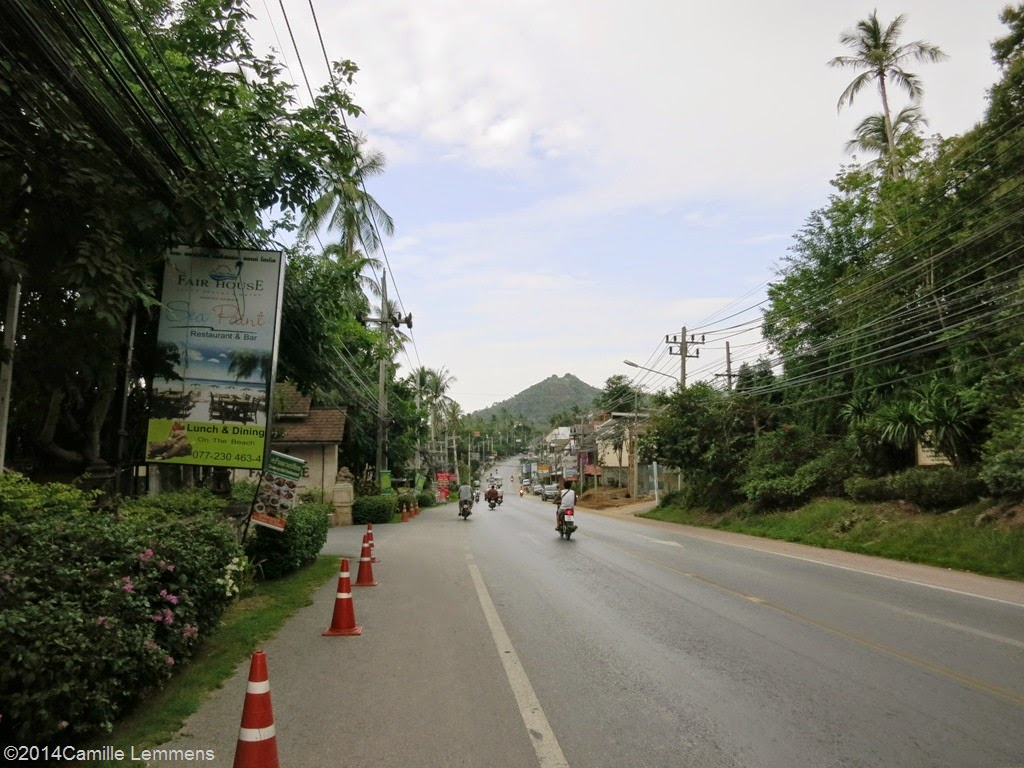 Chaweng noi, ring road