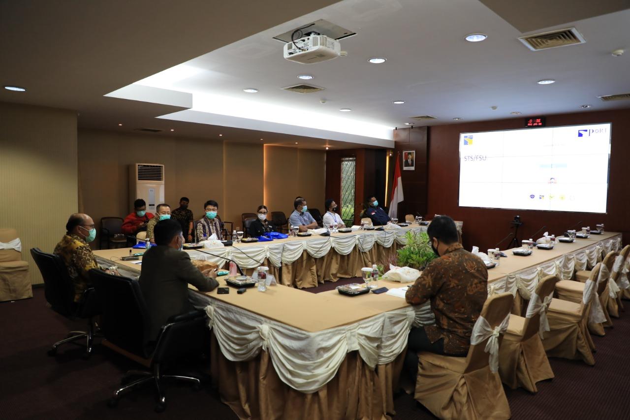BUP BP Batam Sosialisasikan Layanan STS-FSU Pelabuhan Batu Ampar