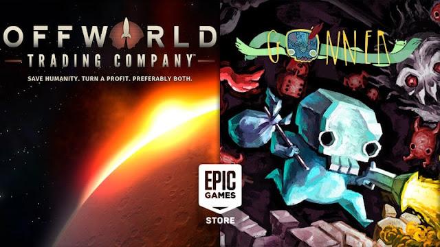 GoNNER dan Offworld Trading Company