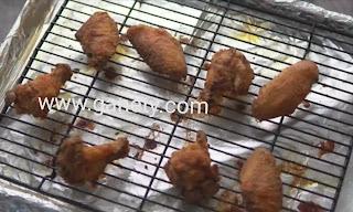 طريقة اجنحة دجاج بأشهر ٣ صوصات