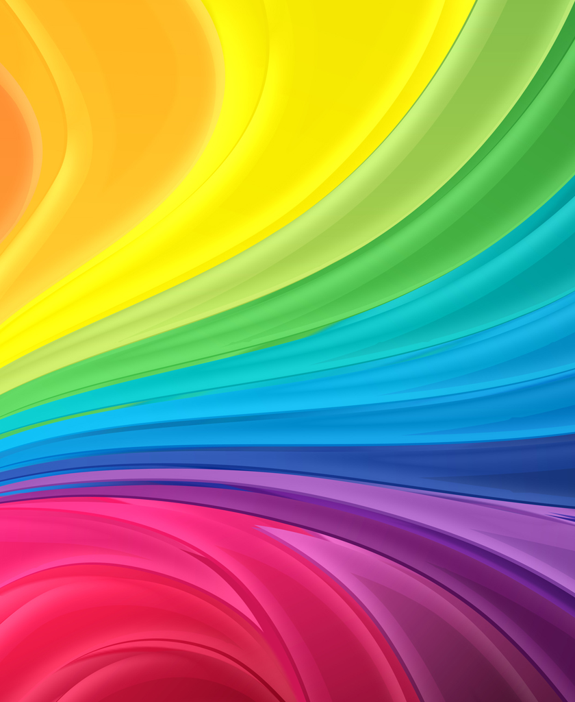 Android Phones Wallpapers: Android Wallpaper Rainbow