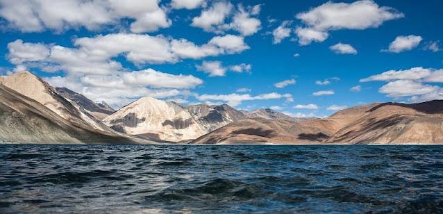 Pangong Tso Lake, Best Places to visit in Ladakh