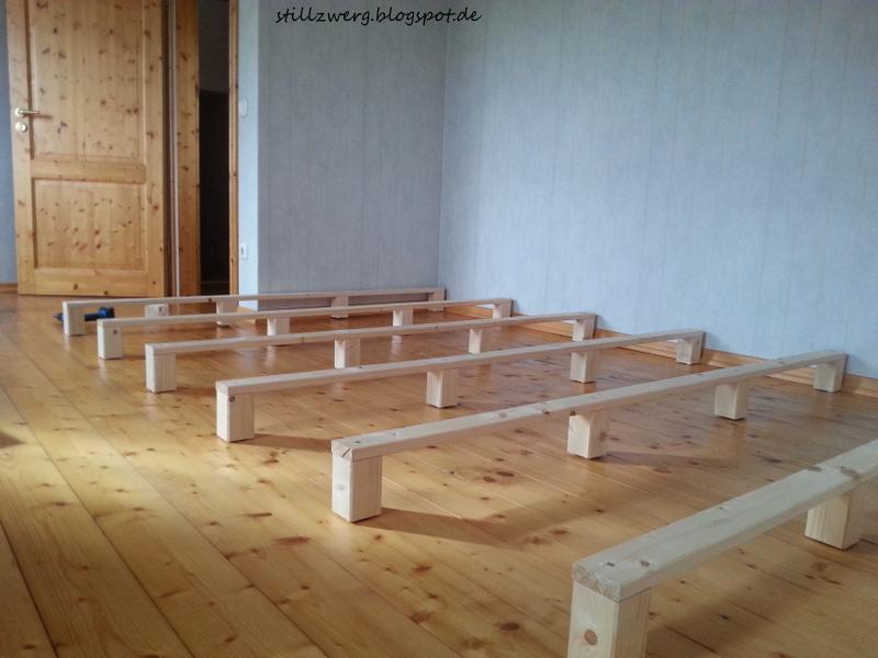 Der Stillzwerg Ein Familienbett Für Fünf Diy Mit Bauanleitung