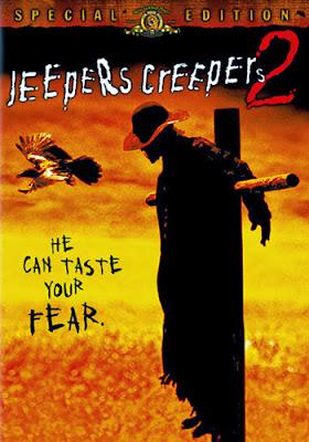Jeepers Creepers (2001) 720p 650MB Blu-Ray Hindi Dubbed Dual Audio [Hindi 2.0 + English 2.0] MKV