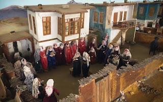 çetin maket köy Selçuk gezilecek yerler