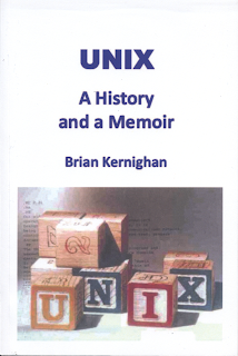 Book cover for UNIX A History and a Memoir
