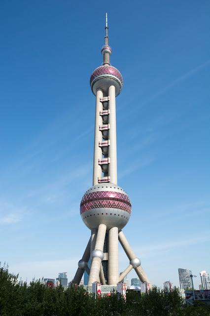 Shanghai, Šanghaj, Perlová věž, Pearl Tower, orient, china, čína