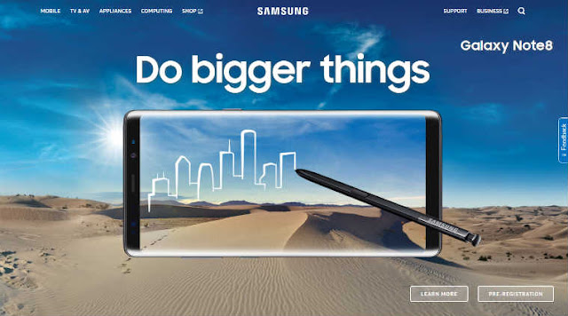 samsung-galaxy-note-8-pre-registration-in-india
