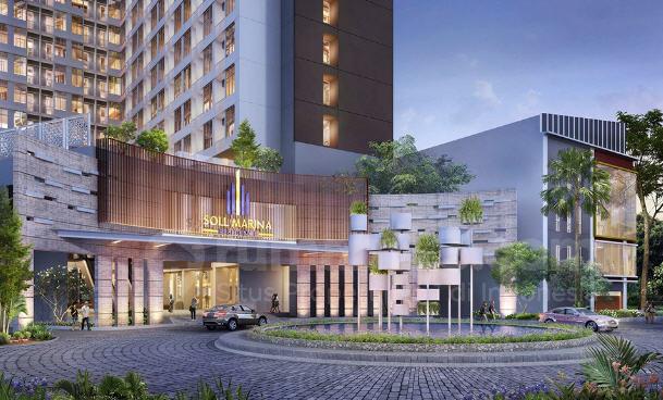 Apartemen Soll Marina Residence