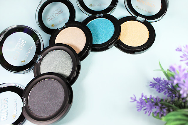 City Color Single Eyeshadows liz breygel makeup cosmetics review before after demo test drive affordable budget friendly brand