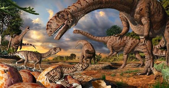 Динозавры мелового периода что мы знаем о зауролофе || Динозавры мелового периода что мы знаем о зауролофе