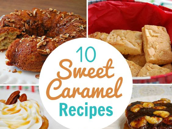 Round Up: Caramel!
