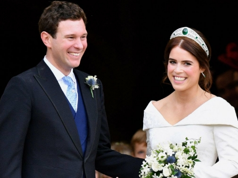Prince Andrew's daughter Princess Eugenie is pregnant with her first child