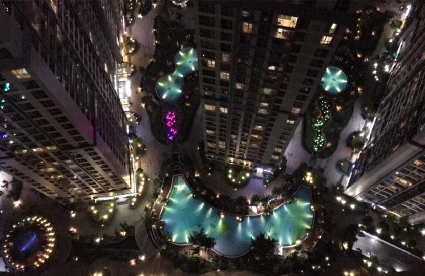 Tòa nhà Park 7 [Vinhomes Central Park ] cho thuê căn hộ 1PN
