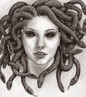 La leyenda de Medusa