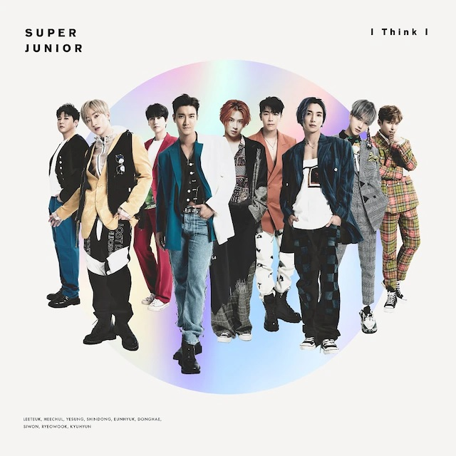 SUPER JUNIOR - I Think I ~Japanese Version~