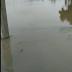 कर्तहा नदी के उफान होने से लखौरा गांव में बाढ़ के पानी, कई गाँवों से सम्पर्क टूटा