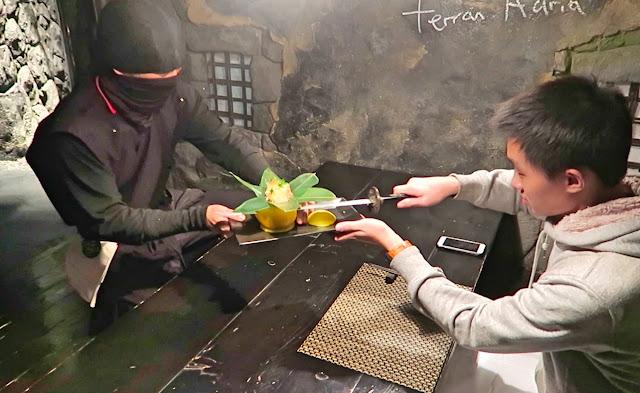 Ninja Cafe