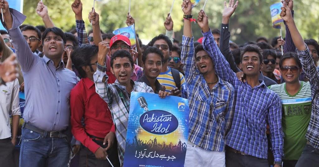 Pakistan Idol HYDERABAD AUDITIONS Watch Free All TV Programs