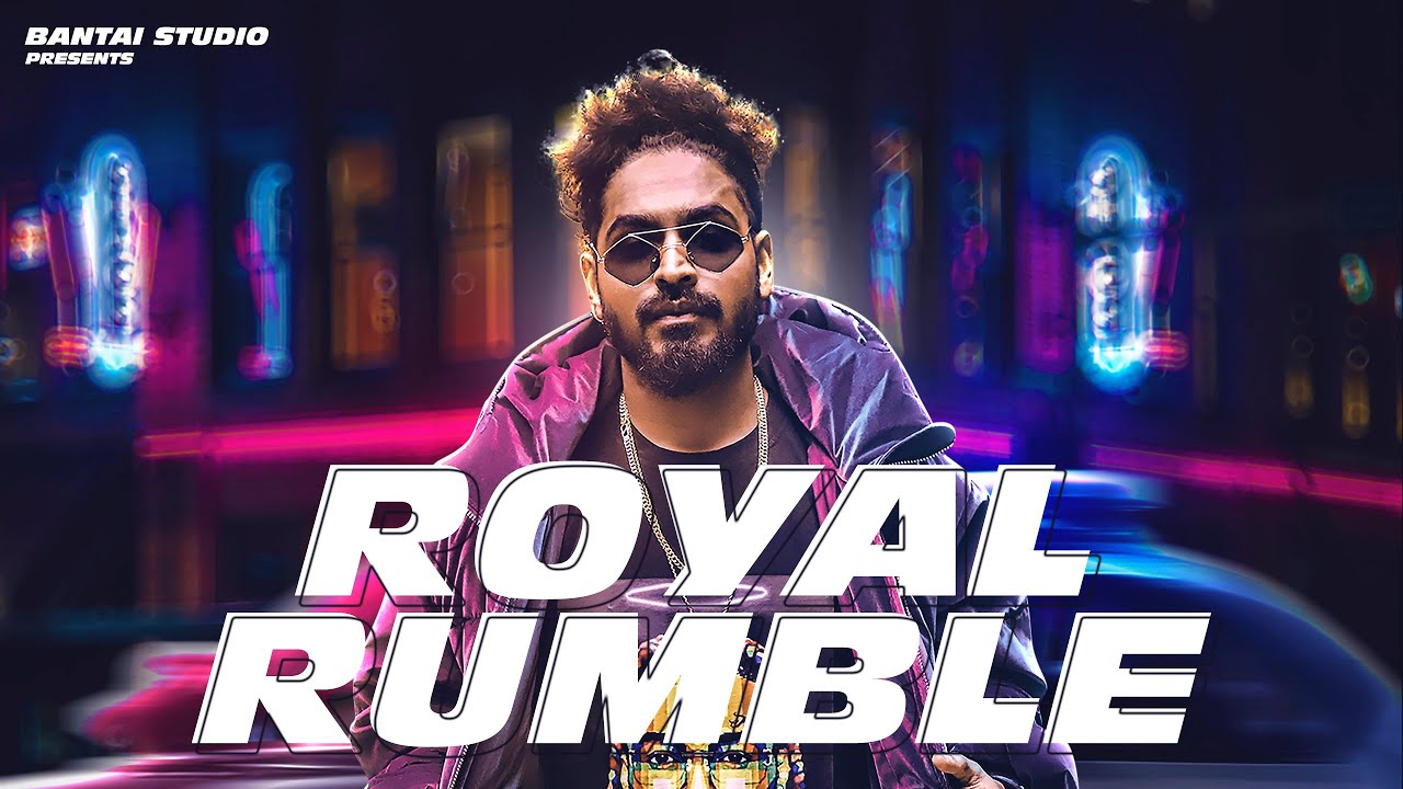Royal Rumble Lyrics Emiway