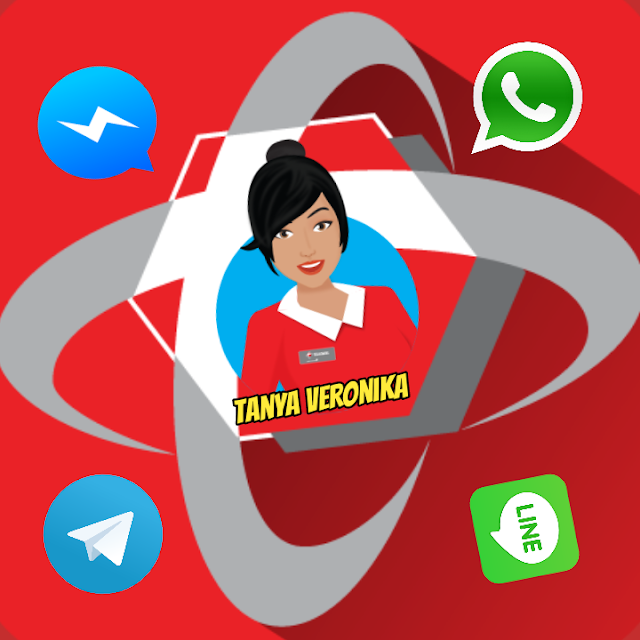 Cara Mudah Akses Tanya Veronika Asisten Virtual Pintar Dari TELKOMSEL