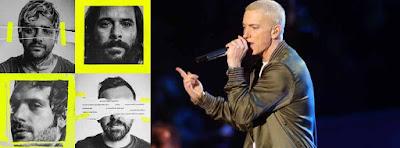 Programação de lives da semana vai de Fresno a Eminem