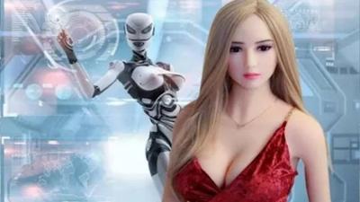 Manusia Dengan Robot AI