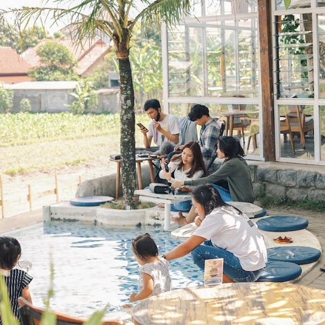 Warung Layar Sentuh Kabupaten Sleman Daerah Istimewa Yogyakarta