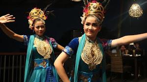30 Gambar Tari Jaipong Dari Jawa Barat