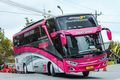 Bus Subur Jaya Night Wing