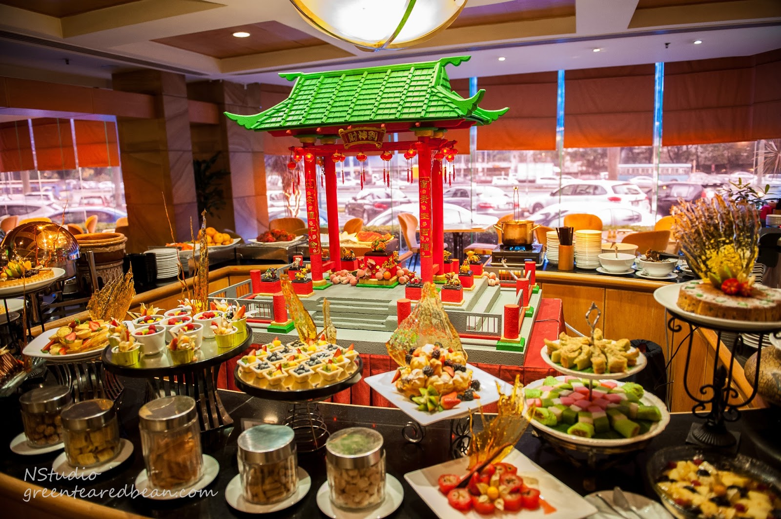 New Chinese Buffet Solar Led