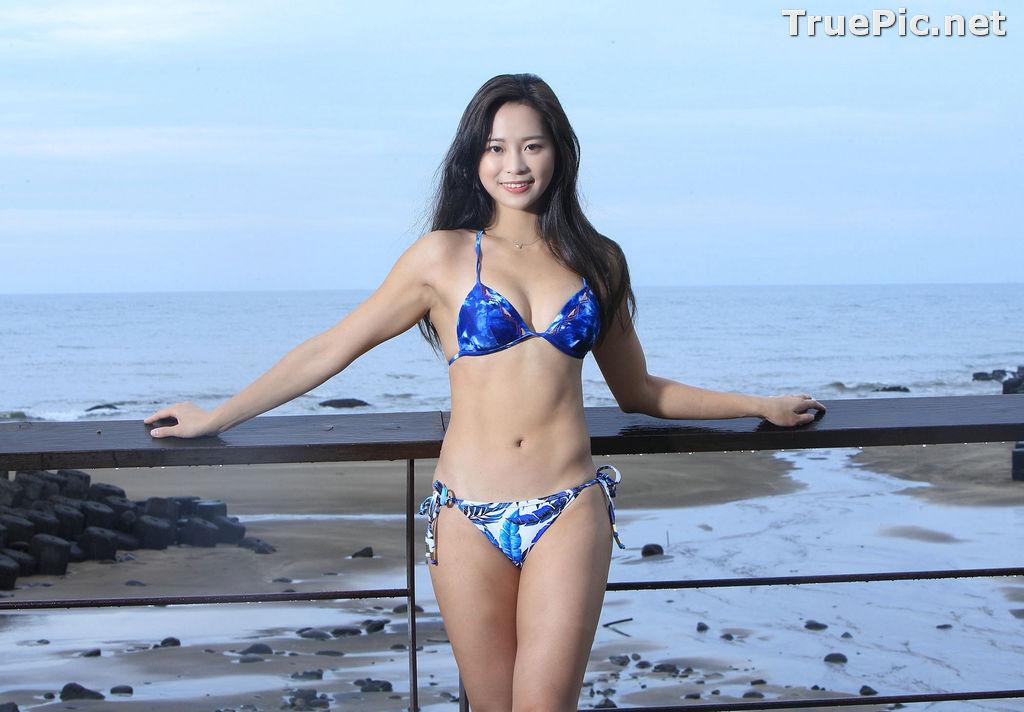 Image Taiwanese Model - Shelly - Beautiful Bodybuilding Bikini Girl - TruePic.net - Picture-66