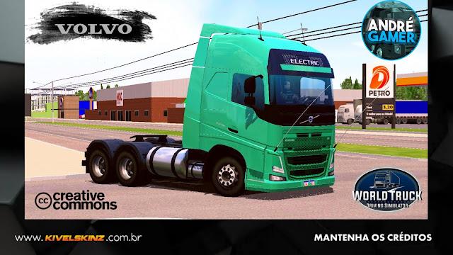 VOLVO FH16 750 - ELETRIC EDITION