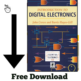 Free Download PDF Of Digital Electronics