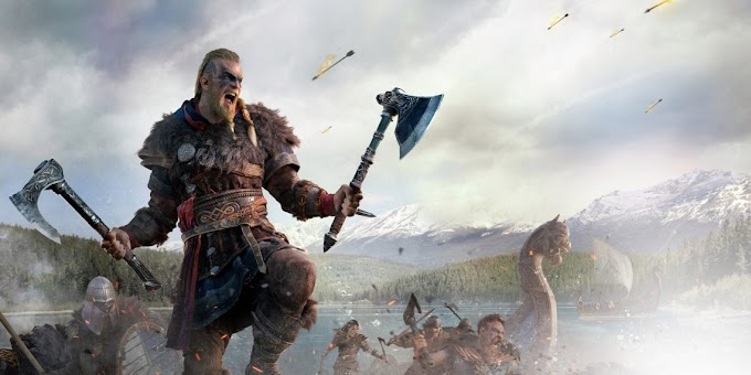 Assassin's Creed: Valhalla İlk Bakış Videosu