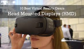 Head-Mounted Displays (HMDs)
