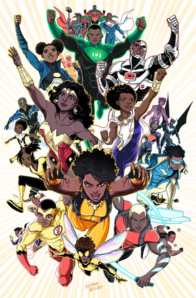 Black (Comic Book) Lives Matter