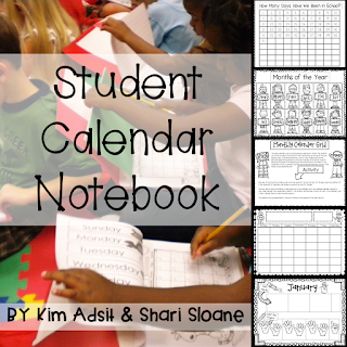 https://www.teacherspayteachers.com/Product/Calendar-Student-Calendar-Notebook-98842