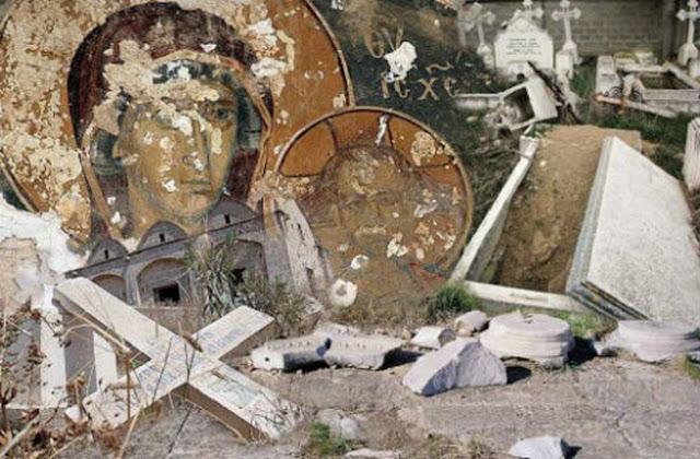 ΣΟΚ! Προκαλούν τα νέα στοιχεία για την ορθόδοξη-Ελλάδα μας, οι εκκλησίες μας καταρέουν... Ολοκληρώθηκε η πρωτοφανής