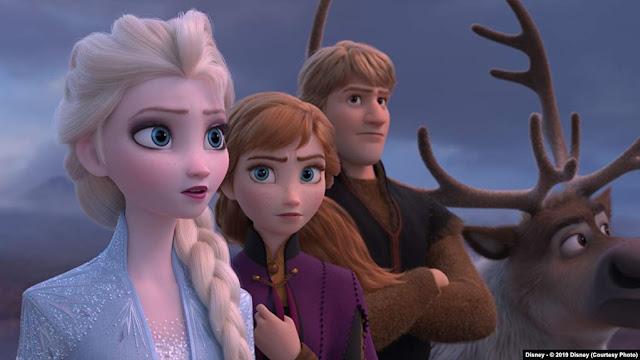 """""""Frozen 2"""" recauda $350 millones a escala mundial"""