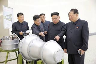Bom Hidrogen Korea Utara
