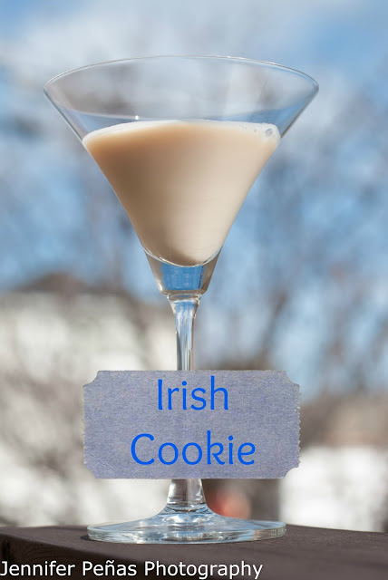 St. Patrick's Day, St. Patrick's Day Cocktails, St. Patrick's Day Cocktails photo, St. Patrick's Day Cocktails image, St. Patrick's Day Cocktails picture, Irish Cookie cocktail, Irish Cookie cocktail image, Irish Cookie cocktail picture, Irish Cookie cocktail photo, Irish Cookie cocktail recipe