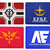 Cospa: Gundam Military Flags and Emblem - Release Info