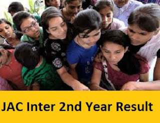 JAC Inter 2nd Year Result 2017